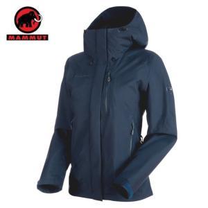 マムート MAMMUT アウトドア ジャケット レディース Ayako Pro HS Hooded Jacket Women アヤコ プロ HS フーデッド ジャケット 1010-26750 5118 od|himarayaod