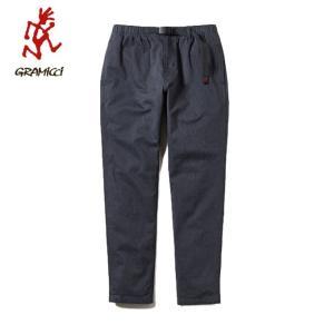グラミチ Gramicci メンズ ロングパンツ NN-PANTS TIGHT FIT NNパンツタイトフィット8818-FDJ H CHARCOAL od|himarayaod