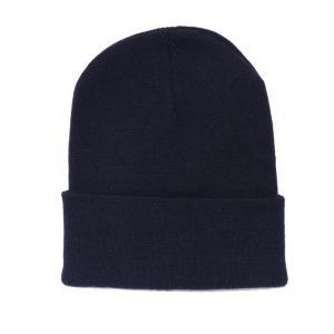 グラミチ Gramicci ニット帽 メンズ WATCH CAP ワッチキャップ GAC-18F055 NAVY od|himarayaod|02