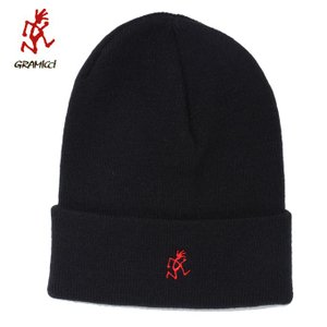 グラミチ Gramicci ニット帽 メンズ WATCH CAP ワッチキャップ GAC-18F055 BLACK od|himarayaod