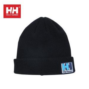 ヘリーハンセン HELLY HANSEN ニット帽 ジュニア Plain Beanie プレーンビーニー キッズ HCJ91752 od|himarayaod