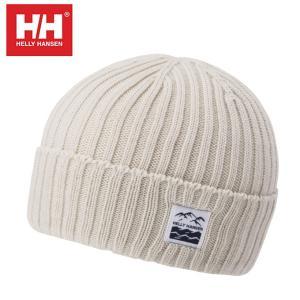 ヘリーハンセン HELLY HANSEN ジュニア ニット 帽子 コウデンシワッペンビーニー HCJ91864 IV od|himarayaod