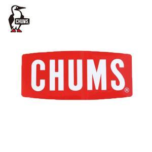 チャムス CHUMS Sticker CHUMS Logo Large ステッカーチャムスロゴラージ CH62-1058 od himarayaod