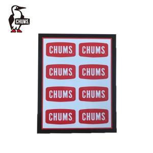 チャムス CHUMS Sticker CHUMS Logo Mini ステッカーチャムスロゴミニ CH62-0089 od himarayaod