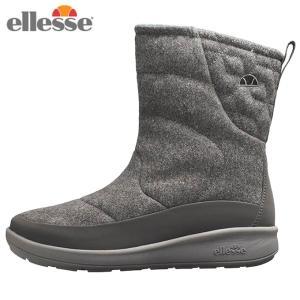 エレッセ ellesse スノーブーツ 冬靴 レディース ボルミオ ウインター ウォームブーツ セミロング カジュアル 靴 EFW8340 DG od|himarayaod