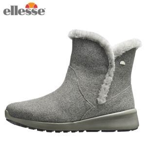エレッセ ellesse スノーブーツ 冬靴 レディース Cortina Winter Boots Mid コルティナ ウインターブーツミッド カジュアル 靴 EFW8344 GR od|himarayaod