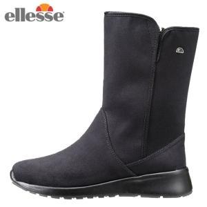 エレッセ ellesse スノーブーツ 冬靴 レディース Cortina Winter Boots Semi Long コルティナ ウインターブーツ セミロング カジュアル 靴 V-WT271 1A od|himarayaod
