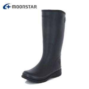 ムーンスター MoonStar スノーブーツ 冬靴 メンズ ラバーブーツ ブラック MFL 34R od|himarayaod
