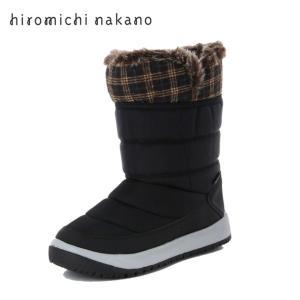ヒロミチナカノ hiromichi nakano スノーブーツ 冬靴 レディース HN WPL154 od|himarayaod