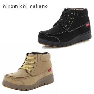 ヒロミチナカノ hiromichi nakano スノーブーツ 冬靴 レディース HN WPL152 od|himarayaod