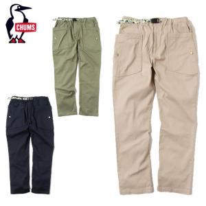 チャムス CHUMS ロングパンツ メンズ Camping Twill Pants キャンピングツイルパンツ CH03-1116 od|himarayaod
