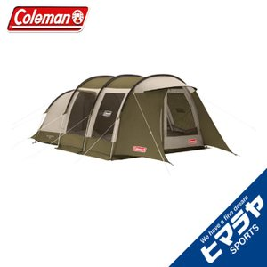 コールマン テント 大型テント  トンネル2ルームハウス/LDX スタートパッケージ オリーブ/サンド 2000033801 Coleman od|himarayaod