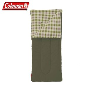 コールマン 封筒型シュラフ フリースイージーキャリースリーピングバッグ C0 オリーブ リーフ 2000033802 Coleman od|himarayaod