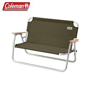 コールマン アウトドアベンチ リラックスフォールディングベンチ オリーブ 2000033807 Co...