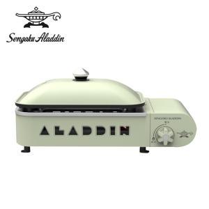 センゴクアラジン Sengoku Aladdin カセットコンロ ポータブルガスホットプレート プチパン SAG-RS21 G od|himarayaod
