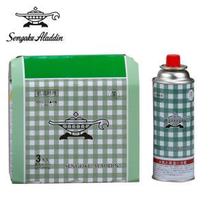 センゴクアラジン Sengoku Aladdin ガスカートリッジ 専用カセットボンベ 3P SAG-B3P od himarayaod