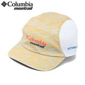 コロンビア モントレイル Columbia montrail キャップ 帽子 メンズ レディース ナッシングビーツアトレイル XU0042 726 od|himarayaod