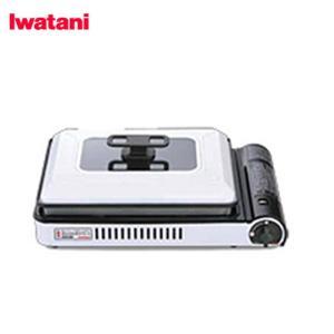 イワタニ Iwatani カセットコンロ カセットガスホットプレート 焼き上手さんα アルファ CB-GHP-A od|himarayaod