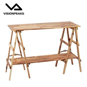ビジョンピークス VISIONPEAKS キッチンテーブル アカシア キッチンラック VP160404I01 od|himarayaod