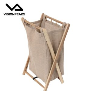ビジョンピークス VISIONPEAKS ごみ箱 アカシア トラッシュスタンド VP160609I01 od|himarayaod