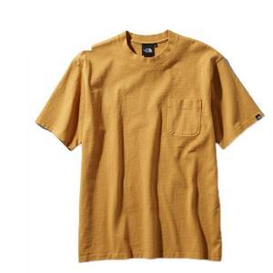 ノースフェイス Tシャツ 半袖 メンズ S/S GD Heavy Cotton Tee ショートスリーブガーメントダイヘビーコットンティー NT81832 IG od|himarayaod