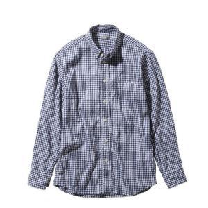 ノースフェイス 長袖シャツ メンズ ロングスリーブヒデンバリーシャツ L/S Hidden Valley Shirt NR11966 NG od|himarayaod