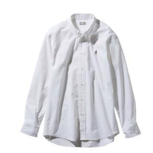 ノースフェイス 長袖シャツ メンズ L/S Him Ridge Shirt ロングスリーブヒムリッジシャツ NR11955 W od|himarayaod