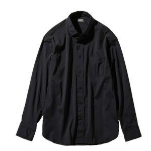 ノースフェイス 長袖シャツ メンズ L/S Vernal Shirt ロングスリーブバーナルシャツ NR11958 K od|himarayaod