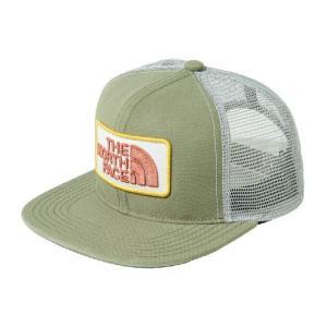 ノースフェイス キャップ 帽子 ジュニア Kids' Trucker Mesh Cap キッズ トラッカーメッシュキャップ NNJ01912 NL od|himarayaod