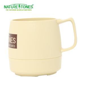 ネイチャートーンズ NATURE TONES  食器 コップ  DINEX ネイチャートーンズロゴ マグカップ DI-NT-LA  od|himarayaod