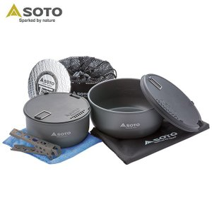 ソト SOTO 調理器具 フライパン  ナビゲータークックシステム SOD-501 od|himarayaod