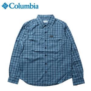 コロンビア 長袖シャツ メンズ シルバーリッジ2.0プラッドLSSH AE0649 464 Columbia od|himarayaod