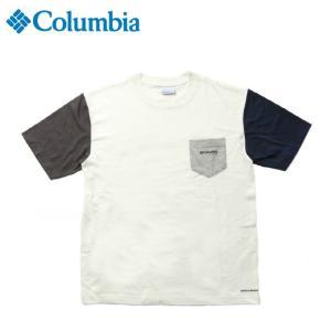コロンビア Tシャツ 半袖 メンズ レディース トラッパーループ SS T PM1830 126 Columbia od|himarayaod