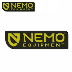 ニーモ NEMO ステッカー ロゴステッカー NM-AC-ST4 od|himarayaod