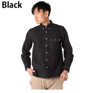 チャムス CHUMS 長袖シャツ メンズ ガーメントダイオックスシャツ CH02-1100 od|himarayaod|02
