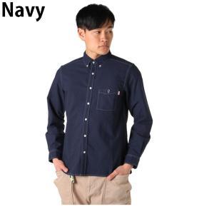 チャムス CHUMS 長袖シャツ メンズ ガーメントダイオックスシャツ CH02-1100 od|himarayaod|03