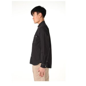 チャムス CHUMS 長袖シャツ メンズ ガーメントダイオックスシャツ CH02-1100 od|himarayaod|04