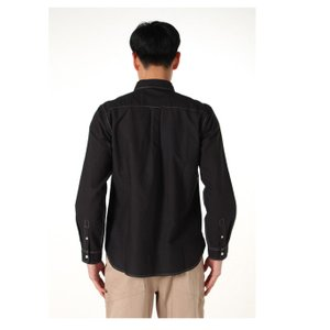 チャムス CHUMS 長袖シャツ メンズ ガーメントダイオックスシャツ CH02-1100 od|himarayaod|05
