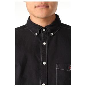 チャムス CHUMS 長袖シャツ メンズ ガーメントダイオックスシャツ CH02-1100 od|himarayaod|06