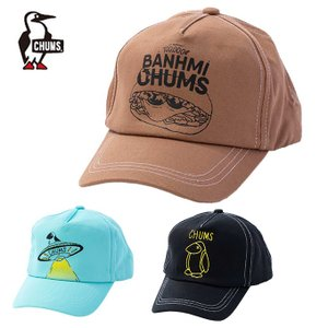 チャムス CHUMS キャップ 帽子 メンズ レディース ツイルプリントキャップ CH05-1157 od|himarayaod