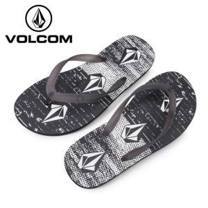 ボルコム VOLCOM ビーチサンダル メンズ Rocker 2 ロッカー2 V0811887-BWH od|himarayaod