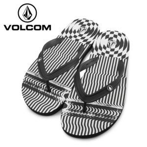 ボルコム VOLCOM ビーチサンダル メンズ Rocker 2 ロッカー2 V0811887-BKS od|himarayaod