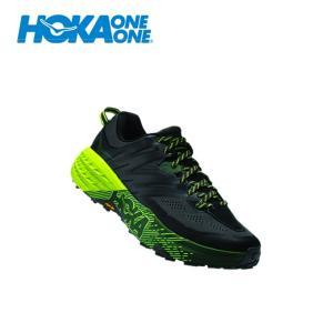 ホカ オネオネ HOKA ONEONE トレイルランニングシューズ メンズ SPEEDGOAT 3 スピードゴート 1099733 EBLC od himarayaod