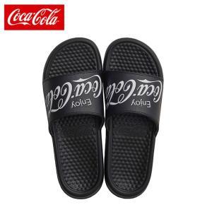 コカコーラ Coca-Cola シャワーサンダル メンズ レディース E2 CC19CS2 od|himarayaod