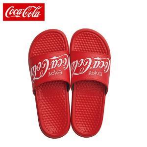 コカコーラ Coca-Cola シャワーサンダル メンズ レディース E3 CC19CS3 od|himarayaod
