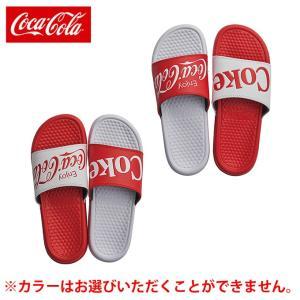 コカコーラ Coca-Cola シャワーサンダル メンズ レディース E5 CC19CS5 od|himarayaod