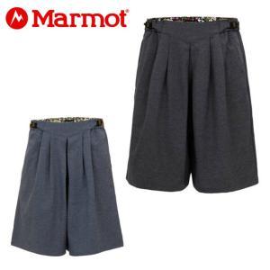 マーモット Marmot ハーフパンツ レディース W's Denim Culotte Pant ウィメンズデニムキュロットパンツ TOWNJD92YY od himarayaod