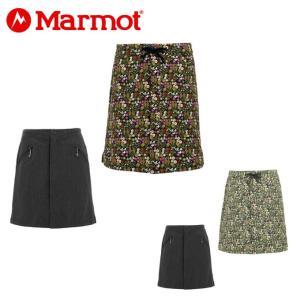 マーモット Marmot スカート レディース W's Reversible Skirt ウィメンズリバーシブルスカート TOWNJE94YY od|himarayaod
