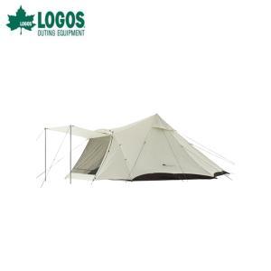 ロゴス LOGOSテント 大型テント グランベーシック Tepee 520 AH 71805527 od|himarayaod