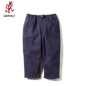 グラミチ Gramicci クロップドパンツ レディース MIDDLE CUT PANTS ミドルカットパンツ women's GUP-19S004 D NAVY od|himarayaod